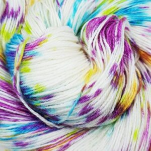 Superwash Merino Bamboo Rayon Nylon Fingering